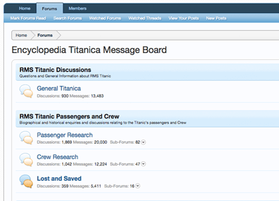 Message Board Preview Image