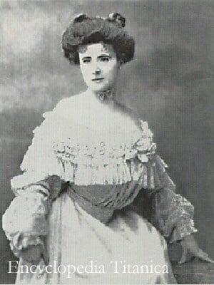 Elinor Glyn, sister of Lucy Duff Gordon