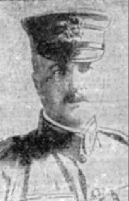 Major Archibald W. Butt