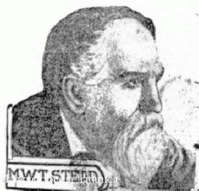 Image of William Thomas Stead