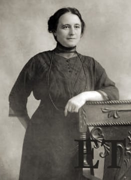 Portrait of Rosa Abbott