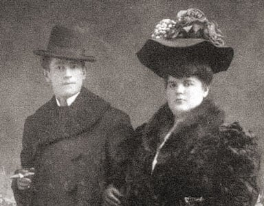 David and Lizzie Samuels