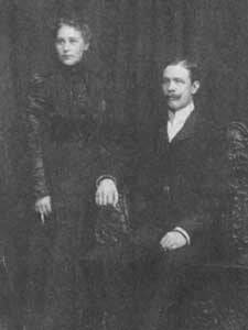 Selma and Carl Asplund