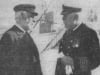 CAPTAIN SMITH WITH LORD PIRRIE OF HARLAND AND WOLFF