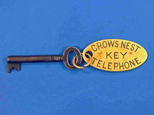 Crow's Nest Telephone Key