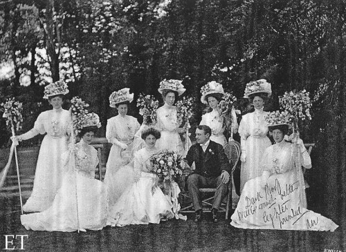 Thomas Andrews' Wedding