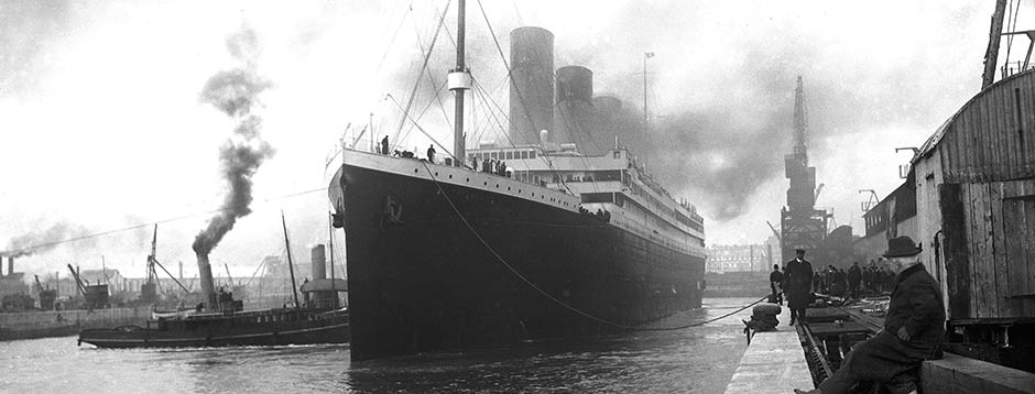 About the Titanic