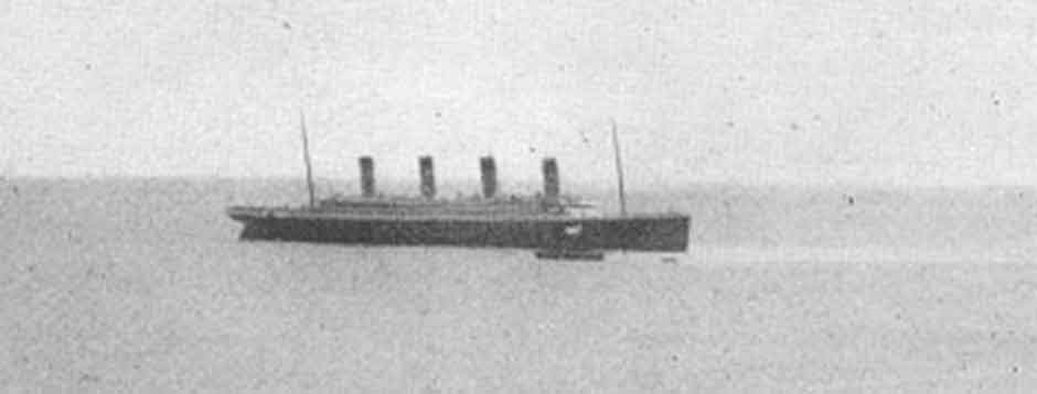 Titanic: The Last Photograph?
