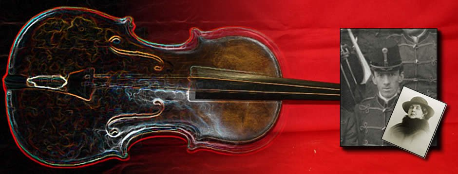 Authenticating the Wallace Hartley Titanic Violin