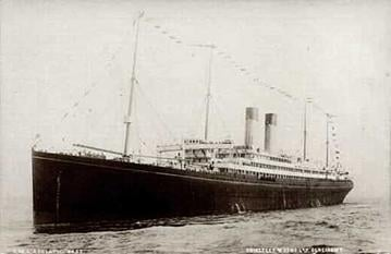 RMS Adriatic White Star Line