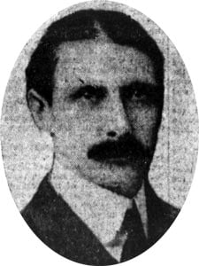William Baird Silvey