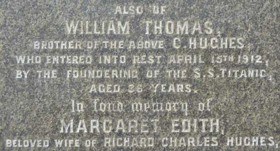 William Thomas Hughes Memorial